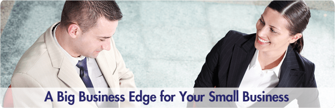 Big Business Edge for Your Small Business